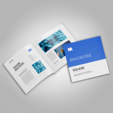 Maketare brosură (InDesign)