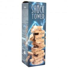 JENGA Shock Tower