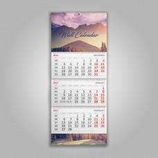 Calendar 3 blocuri