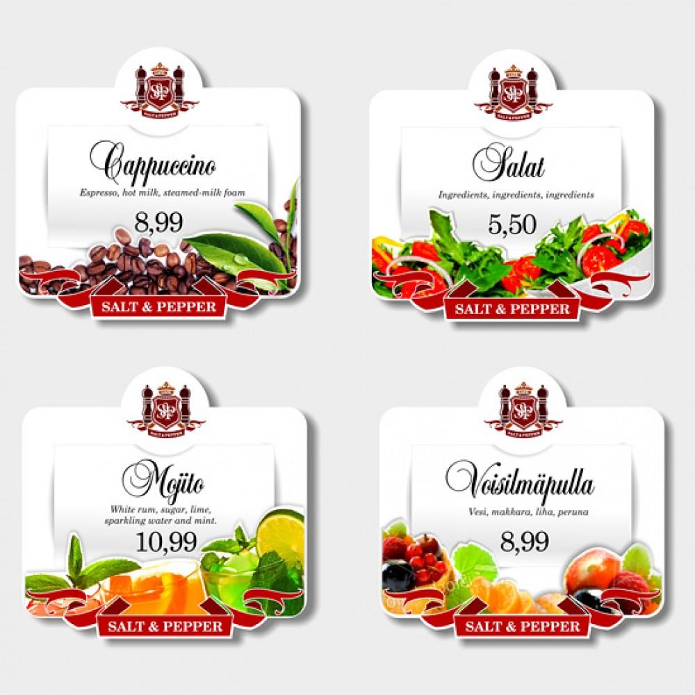 Etichete de preț
