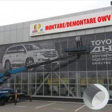 Montare/demontare OWV