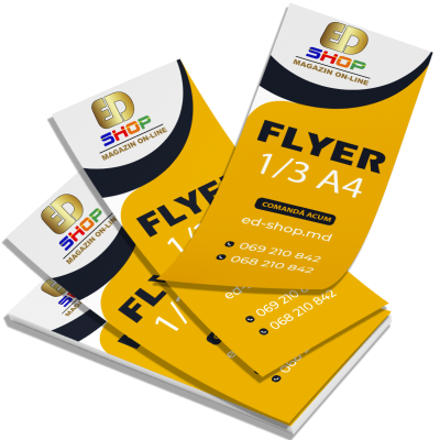 FLYERE 1/3 A4
